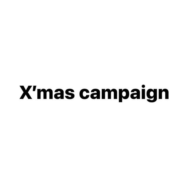皆様 いつもご愛顧頂き有難うございます。  下記の期間でX'mas campaignを開催します! 期間中は送料無料となっております。 ギフトや普段のご褒美にどうぞ。  12月6日18時〜12月20日18時  #白t  #white  #whitetshirt  #whitet  #whitemaglietta